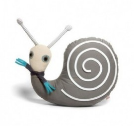MUSIC BOX SIMON GREY ESCARGOT