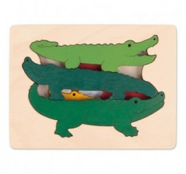 PUZZLE CROCODILES