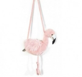 SAC A MAIN FLAMANT ROSE