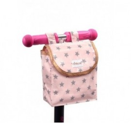 SAC A GUIDON PINK STARS GOLD