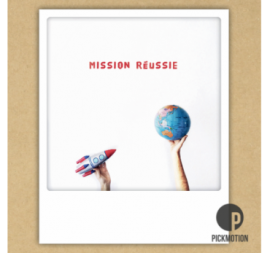 MISSION REUSSIE