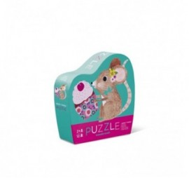 MINI PUZZLE/SWEET THINGS 12 PC