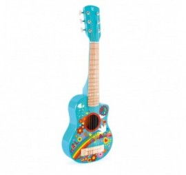 GUITARE FLOWER POWER