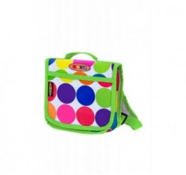 SAC A GUIDON - NEON DOTS