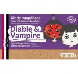 KIT 3 COULEURS DIABLE & VAMPIRE
