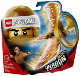 NINJAGO - LE MAITRE DU DRAGON D'OR