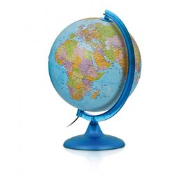 GLOBE 25CM GEO NIGHT DAY