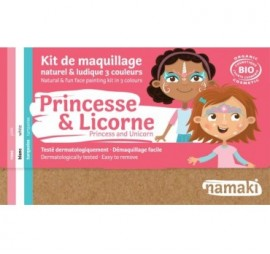 KIT 3 COULEURS PRINCESSE & LICORNE
