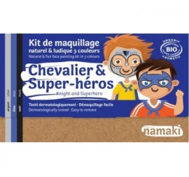 KIT 3 COULEURS CHEVALIER & SUPER-HÉROS