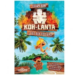 ESCAPE BOOK JUNIOR – KOH-LANTA