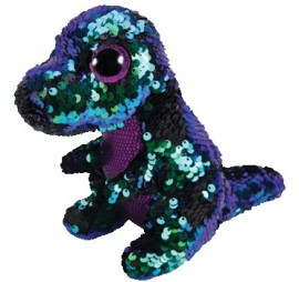CRUNCH LE DINOSAURE – SMALL SEQUINS