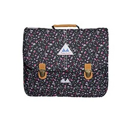 CARTABLE 38CM LIBERTY NOIR