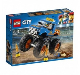 CITY - LE MONSTER TRUCK