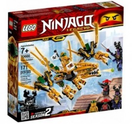 NINJAGO – LE DRAGON D'OR