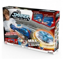 SINGLE SPINNER MAD BLASTER SHOOT
