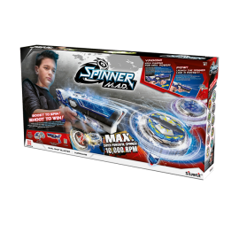 DOUBLE SPINNER MAD BLASTER SHOOT