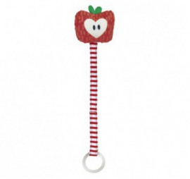 ACCROCHE TETINE POMME ROUGE