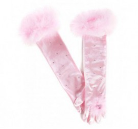GANTS PRINCESS PINK