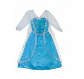 robe Reine des neiges Crystal Queen