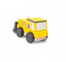 Camion Bulldozer empilable