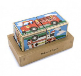 CUBES SONORES VEHICULES