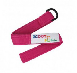 SCOOT N PULL PINK