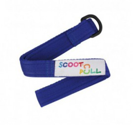 SCOOT N PULL BLUE