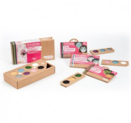 KIT DE 8 COULEURS MONDES ENCHANTES