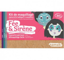 KIT DE 3 COULEURS FEE & SIRENE