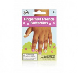 FINGERNAIL - BUTTERFLIES