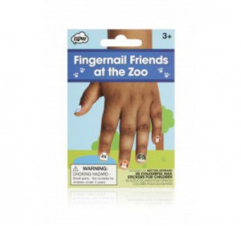 FINGERNAIL - FRIENDS AT THE ZOO